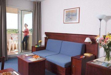 Example of aparthotel