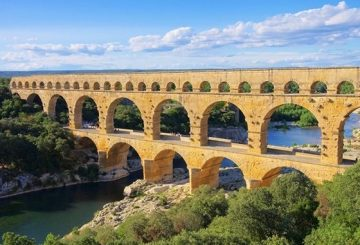 The « Pont du Gard »