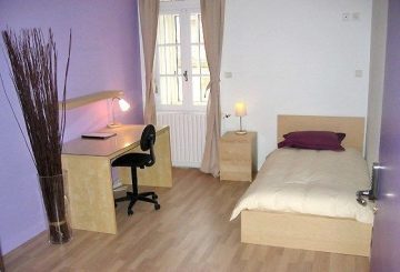 Example of student residence