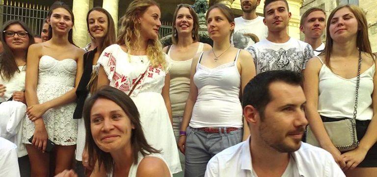 Die fantastische ILA White Dress Party!