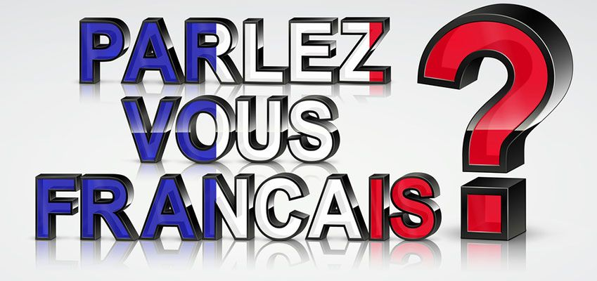 Sprechen Sie Französisch