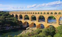 Ausflug nach Uzès, Pont du Gard und Avignon